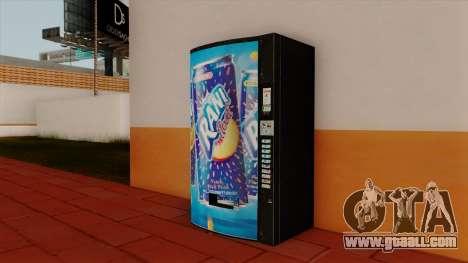 Rani Juice Machine for GTA San Andreas
