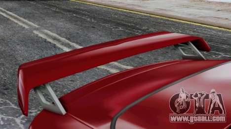 GTA 5 Benefactor Surano v2 IVF for GTA San Andreas right view