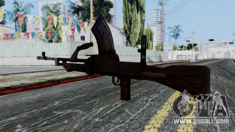 Bren LMG from Battlefield 1942 for GTA San Andreas second screenshot