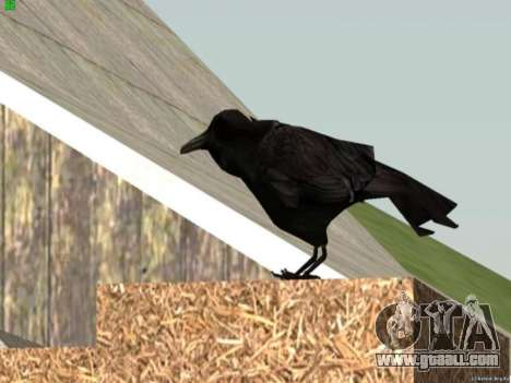 Ravens for GTA San Andreas