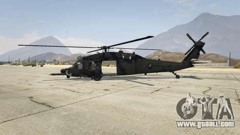 GTA 5 MH-60L Black Hawk second screenshot