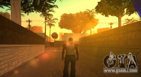 PS2 Graphics for Weak PC for GTA San Andreas second screenshot