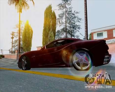 Vitesse ENB V1.1 Low PC for GTA San Andreas third screenshot
