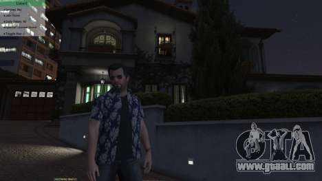 GTA 5 JobsV [.NET] Beta 0.1.2 second screenshot