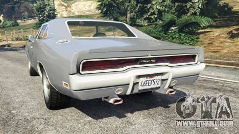 Dodge Charger RT SE 440 Magnum 1970 for GTA 5