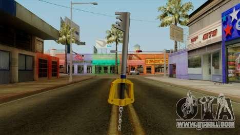Kingdom Hearts - The Kingdom Key for GTA San Andreas