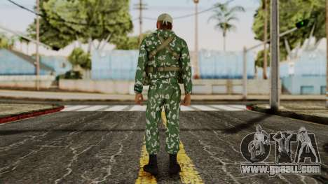 VDV scout for GTA San Andreas third screenshot