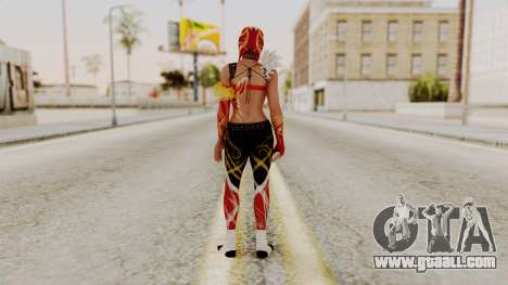 DOA 5 LaMariposa for GTA San Andreas third screenshot