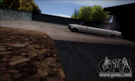 VAZ 2107 limousine for GTA San Andreas left view