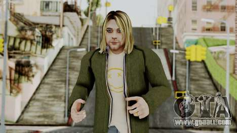 Kurt Cobain for GTA San Andreas