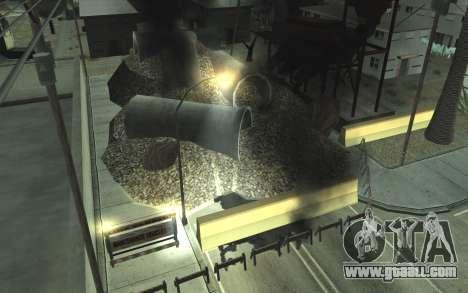 Road repair v2.0 for GTA San Andreas third screenshot