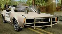 Derby-Clover Beta v1 for GTA San Andreas