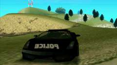 Federal Police Lamborghini Gallardo for GTA San Andreas