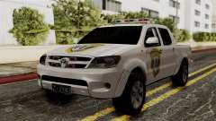 Toyota Hilux CICPC 2007 for GTA San Andreas