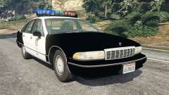 Chevrolet Caprice 1991 LSPD