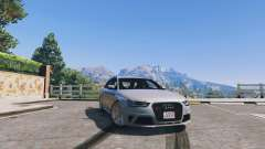 Audi RS4 Avant v1.1 for GTA 5