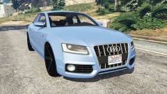 Audi S5 Coupe for GTA 5