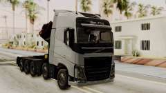 Volvo FH Euro 6 10x4 High Cab for GTA San Andreas