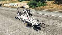Motojet Hexer for GTA 5
