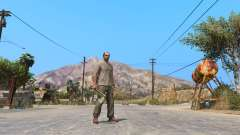 Tomahawk from Dead Rising 2 for GTA 5
