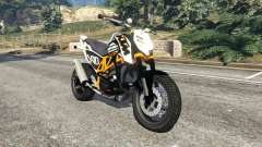 KTM 690 Duke Street Edition for GTA 5