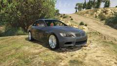 BMW M3 E92 Performance Kit [Beta] 0.1 for GTA 5