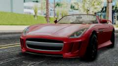 GTA 5 Benefactor Surano v2 IVF for GTA San Andreas