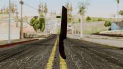 New bloody knife for GTA San Andreas