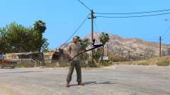 Gibson Flying V for GTA 5