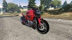 Ducati Diavel Carbon 2011
