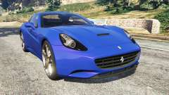 Ferrari California (F149) 2012 [Beta] for GTA 5
