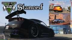 Air suspension v1.0 for GTA 5