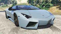 Lamborghini Reventon Roadster [Beta] for GTA 5