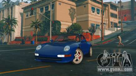 Porsche Carrera RS 1995 for GTA 5