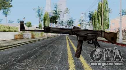 StG 44 from Battlefield 1942 for GTA San Andreas