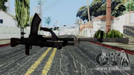 Bren LMG from Battlefield 1942 for GTA San Andreas
