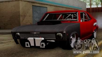 Chevrolet Nova SS for GTA San Andreas