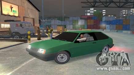 VAZ 2108 for GTA 4