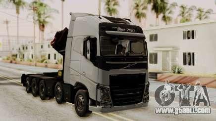 Volvo FH Euro 6 10x4 High Cab for GTA San Andreas