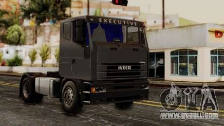 Iveco EuroStar Low Cab for GTA San Andreas