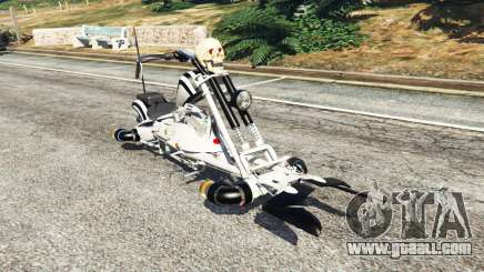Motojet Hexer for GTA 5