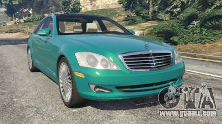 Mercedes-Benz S550 W221 v0.4.2 [Alpha] for GTA 5