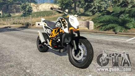 KTM 690 Duke Street Edition for GTA 5