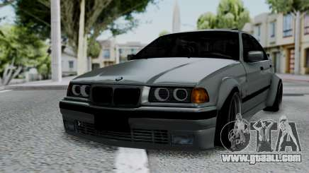 BMW M3 E36 Widebody v1.0 for GTA San Andreas