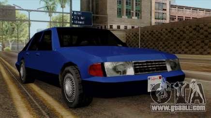 GTA 3 Premier for GTA San Andreas