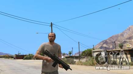 UTAS из Battlefield 4 for GTA 5