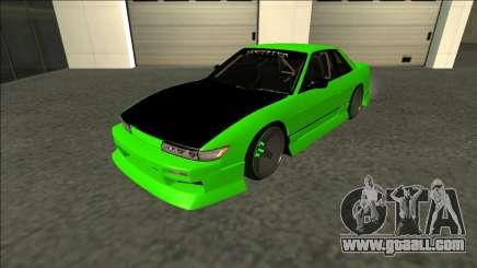 Nissan Silvia S13 Drift Monster Energy for GTA San Andreas