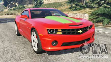 Chevrolet Camaro SS 2010 [Beta] for GTA 5