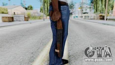 Sawnoff Shotgun from RE6 for GTA San Andreas third screenshot