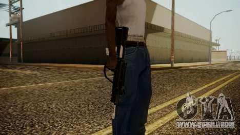 Famas Battlefield 3 for GTA San Andreas
